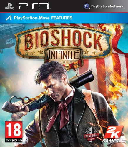 Bioshock Infinite - Game Of The Year Edition (PS3)