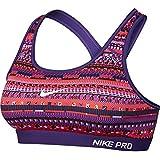 Nike Womens Pro Classic Padded 8 Bit Sports Bra