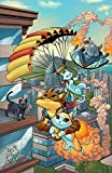 Hero Cats TP (Hero Cats of Stellar City) by Puttkammer, Kyle (2015) Paperback
