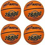 Game Room Guys 9 Inch Intermediate Basketball Hoop Shot Basketball Arcade Games - Set Of 4