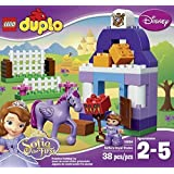 Lego Duplo Sofia The First Royal Stable (38pcs) Figures Building Block Toys