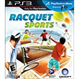 Racquet Sports Move Edition (PS3)