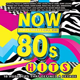NOW That's What I Call 80s Hits MP3