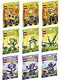 Complete Set of LEGO Mixels Series 6