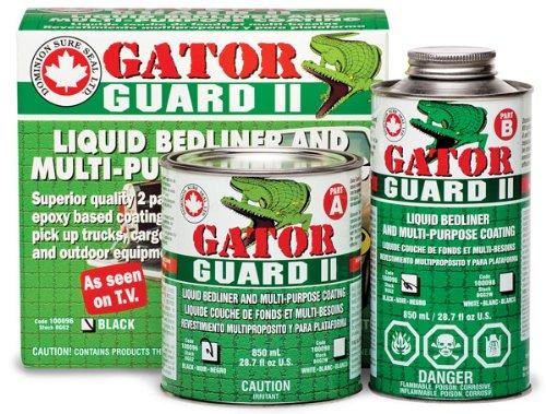 Gator Guard II Truck Bed Liner Kit – Black Bedliner