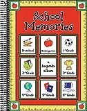 Phoenix International New Seasons Boy Girl School Years & Memories Spiral-Bound Ruler Book