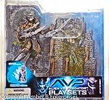 McFarlane Toys AVP Alien VS. Predator Movie Series 2 Action Figure Scar Predator with Victim by Unknown