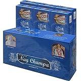 Aromatika® Nag Champa Masala Incense Sticks (Agarbatti) Pack Of 6 (Six) Boxes