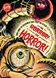 The Horror! The Horror!: Comic Books the Government Didn't Want You To Read (with DVD)