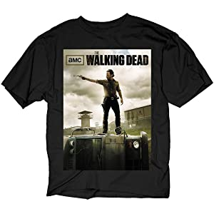 The Walking Dead Poster T-shirt