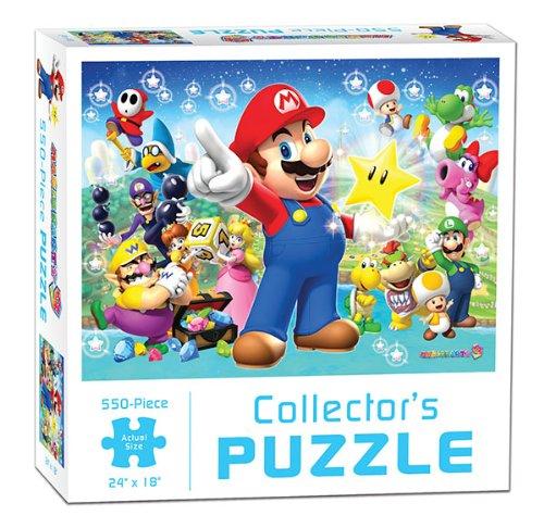 Super Mario Bros Jigsaw Puzzles