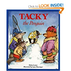 Tacky the Penguin (Sandpiper Books)