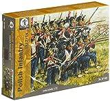 Waterloo 1815 Polish Infantry (36) 1/72 Hat