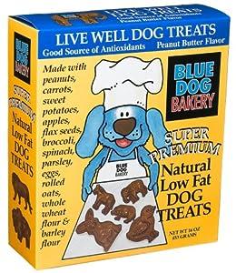 Amazon.com : Blue Dog Bakery Super Premium Natural Low Fat