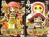 One Piece DXF THE GRANDLINE CHILDREN ONE PIECE FILM Z vol.1 anime Banpresto (all two full set)
