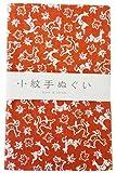 宮本 『小紋手拭』 鹿紅葉 約33×90cm 33461