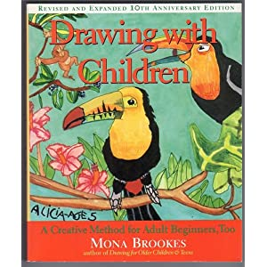 drawing with children by mona brookes