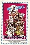 Linda Lovelace for President Movie Poster (68,58 x 101,60 cm)