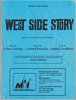 Books by Stephen Sondheim