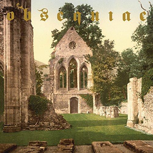 Aria Of Vernal Tombs Obsequiae Audio CD