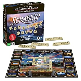Click to buy Scrabble National Parks from Amazon!