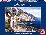 Sam Park: italy, Afternoon in Amalfi