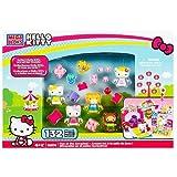 Mega Bloks Hello Kitty Thomas Tracy Fun At The Arcades Figure Set 10974