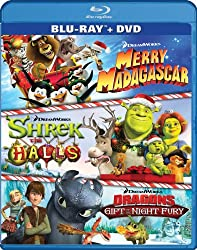 DreamWorks Holiday Classics (Two-Disc Blu-ray/DVD Combo)