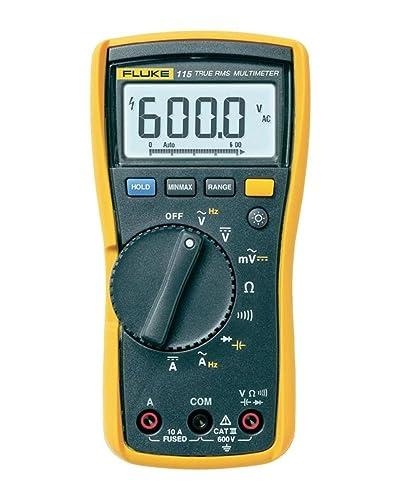 Fluke 115 Compact True-RMS Digital Multimeter Review