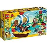LEGO DUPLO Jake's Pirate Ship Bucky Play Set