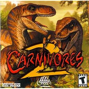 حصريا لعبة صيد ديناصورات carnivores 2 بحجم 55 ميجا  كلمات سريه