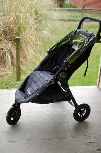 Amazon.com : Baby Jogger 2012 City Mini GT Single Stroller