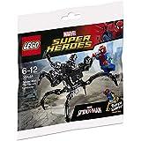 Lego Super Heroes Spider Man Vs. The Venom Symbiote 30448 Bagged Set