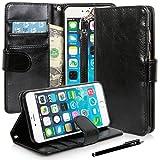 IPhone 6 Plus Case, Apple IPhone 6 Plus Flip Case, E LV IPhone 6 Plus Case Cover - PU Leather Flip Folio Wallet...
