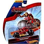 Marvel Avengers Age Of Ultron Iron Man Diecast Car