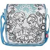 Simba Color Me Mine Sequin Messenger Bag - Frozen, Blue