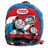 Thomas Plush Bag, Blue/Red (12-inch)