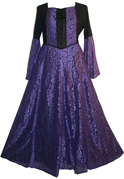 Women\'s Plus Size Medieval Dress Costumes | Deluxe ...