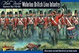 Warlord Games NBR02 Black Powder Napoleonic British Line Infantry Waterloo