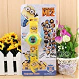 Catterpillar 24 Images Despicable ME Projector Watch For Children