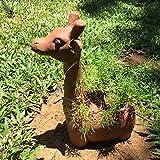 The Garden Store Giraffe Planter 2