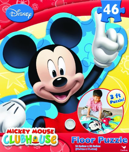 Disney Mickey Mouse Jigsaw Puzzles