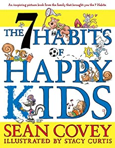 """Cover of """"The 7 Habits of Happy Kids"""""""