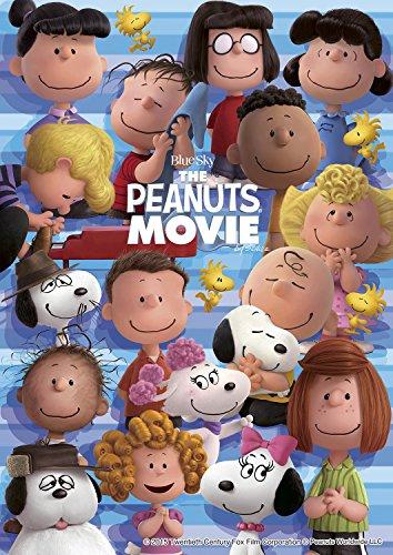 108 Piece Jigsaw Puzzle Peanuts Peanuts Characters (18.2x25.7cm)