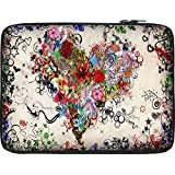 Snoogg Tatoo 2706 12 To 12.6 Inch Laptop Netbook Notebook Slipcase Sleeve