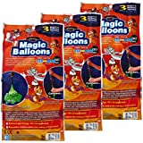 Tom And Jerry Holi Magic Balloon Bunch 333 Pc Auto Fill (9 Sets Of 37 Balloons)