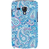 For Samsung Galaxy S3 Mini I8190 :: Samsung I8190 Galaxy S III Mini :: Samsung I8190N Galaxy S III Mini Paisley Semless Pattern ( Paisley Semless Pattern, Semless Paisley ) Printed Designer Back Case Cover By FashionCops