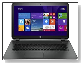 HP Pavilion 17-f114dx 17.3 inch Notebook Review