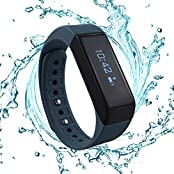 MAOZUA Smart Wristband Bluetooth 4.0 With Fitness Monitor For Apple IPhone 6s IPhone 6 Plus Samsung IOS Android...