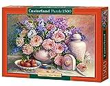 Summertime, Trisha Hardwick, 1500 Piece By Castorland Puzzles